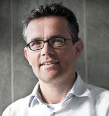 NEDERLAND, AMSTERDAM, 20 MAART 2012 Prof. dr. (Pieter) P.R. Roelfsema, hoogleraar Cognitive neuroscience of brain simulation, aan de UvA (AMC). Foto: Jeroen Oerlemans